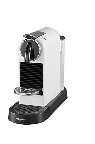 Nespresso Citiz Coffee Machine, White by Magimix Best Price and Cheapest