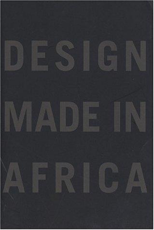 Design made in Africa par Michel Bouisson