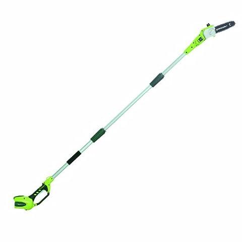 Greenworks Tools 20cm (8'') 40V Lithium-Ion Cordless Battery Pole Pruner