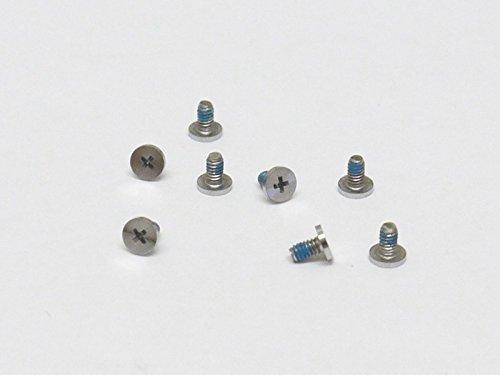 A1342 Schrauben Set Screw 8 Stück für Bottom Case Unter Gehäuse Apple MacBook - Bottom Case Gehäuse