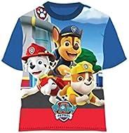 Kidparadise - Camiseta de la Patrulla Canina 100% algodón