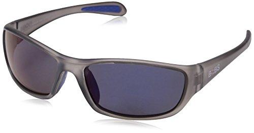 Coyote Eyewear Schwimmende Polarisierte Sonnenbrille, unisex, Crystal Gray