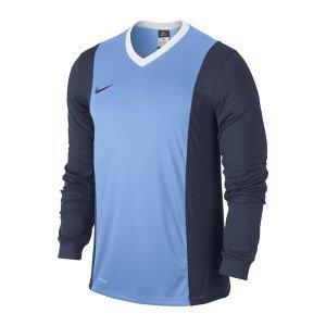 Nike a Maniche Lunghe Top Park Derby Jersey, UOMO, Azul / Azul marino (University Blue/Midnight Navy), XXXL