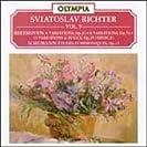 Beethoven - 6 Variations Op.34, 6 Variations Op.76, 15 Variations Op.35