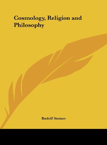 Cosmology, Religion and Philosophy