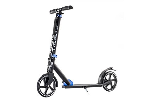 Frenzy Recreational Scooter Tretroller 205 mm schwarz-blau schwarz, - Blau Sprite Micro Scooter