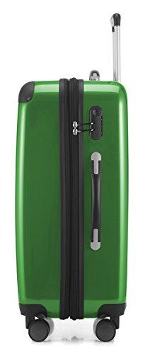 Hauptstadtkoffer Maleta, verde (verde) – 82782050