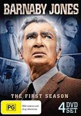 Barnaby Jones ~ The First Season (NTSC) (ALL REGIONS)