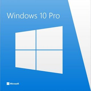 r2digital - MICROSOFT WINDOWS 10 PROFESSIONAL ESD ITALIA con ADESIVO versione FULL PRO 32 64 BIT LICENZA OEM STICKER SOFTWARE ORIGINALE con OMAGGIO DVD