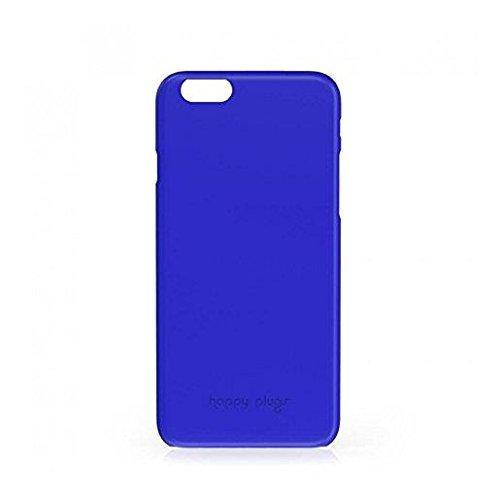 Happy Plugs Ultra Thin Superleichte Smartphone Hülle Case Cover Kompatibel mit Apple iPhone 6 und 6S  - Türkis Kobaltblau
