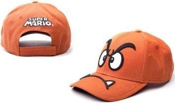 Preisvergleich Produktbild Goomba Cap Nintendo Mütze Schirmmütze Super Mario Bros.