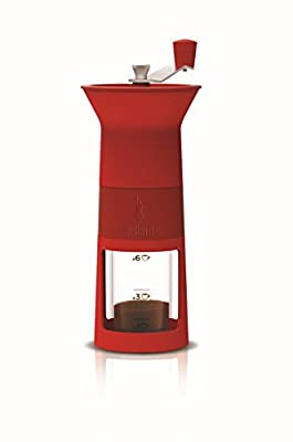 Bialetti Coffee Grinder 1-6 Cups,