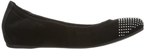 Högl shoe fashion GmbH 7-100952-01000 Damen Ballerinas Schwarz (schwarz 100)