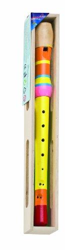 Glow2B Spielwaren 610563 - Flauta dulce en madera Importado de Alemania