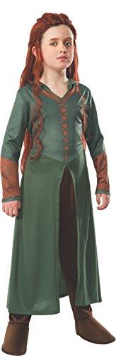 Der Hobbit Tauriel Kinderkostüm - Größe: L / (Hobbit Tauriel Kostüm)