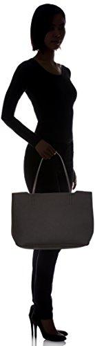 Ecco - Jilin Small Shopper, Borse Tote Donna Nero (Black)