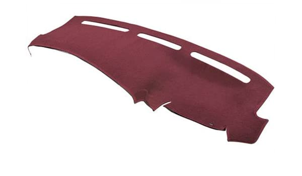 DashMat Original Dashboard Cover Suzuki Swift (Premium Carpet, Red