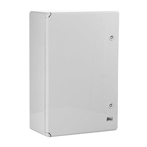 Schaltschrank 40 x 60 x 20 cm verzinkt Montageplatte ABS Kunststoff IP65 400 x 600 x 200 mm - 2