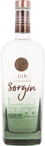 Sorgin Small Batch Gin & Sauvignon 43% Vol. 0,7 l