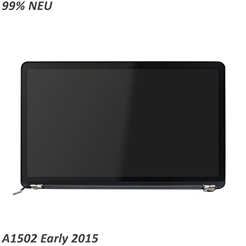 FTDLCD® 13.3 Zoll LED LCD Retina Display Komplett Screen Assembly für MacBook Pro 13 A1502 Early 2015 Macbook Lcd Panel