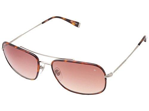 JOHN VARVATOS Sonnenbrille V771 Silber 58MM