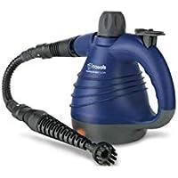 Casals Rapidissimo Clean Limpiador de Vapor, 1050 W, 0.37 litros, 18/10 Steel