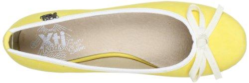 XTI 51730 SP13 Mädchen Ballerinas Gelb (amarillo(gelb) X30)