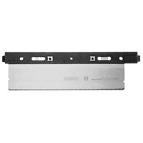 Bosch Zubehör 2608661200 Bündigsägeblatt FS 200 AB HCS, 200 mm, 1,25 mm