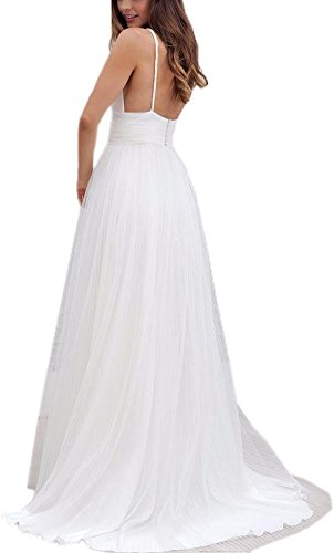 Ikerenwedding - Robe - Femme Blanc