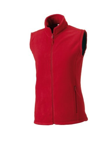 Fleece-Weste, Farbe:Classic Red;Größe:XL XL,Classic Red Classic Fleece