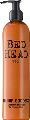 Tigi - Bed Head Colour Goddess , Shampoo per capelli colorati, 400 ml