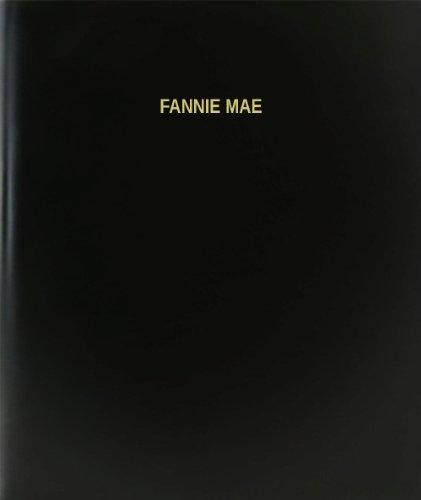 bookfactoryr-fannie-mae-libro-de-registro-diario-diario-pagina-120-85-x11-negro-hardbound-xlog-120-7