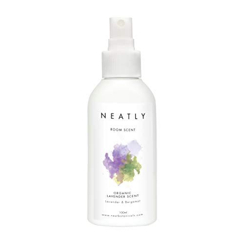 Ätherisches Lavendelöl von NEATLY | Lufterfrischer 100 ml | Duftöl | Raum Duft | Alternative zu Lavendel-Duftkerzen & Aroma-Diffusor