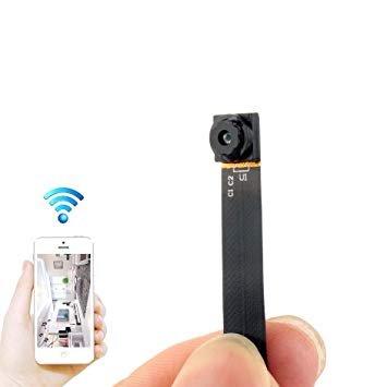 Galaxy star Electronics 1080 Hd Spy Wireless Small Camera WiFi modul Ip P2P Video Recorder