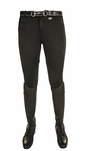 HKM Damen Essen Winter Easy Reithose, Schwarz, 170
