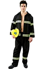 Idea Regalo - ORION COSTUMES Fireman Costume