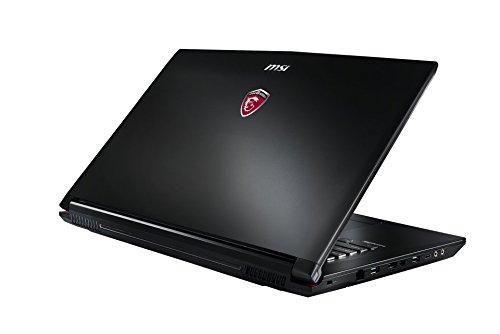 MSI GP72 7RD 047DE Leopard 439 cm 173 Zoll Gaming Notebook Intel center i7 7700HQ 16GB RAM 1 TB HDD 256 GB SSD Nvidia GeForce GTX 1050 Windows 10 home schwarz Notebooks