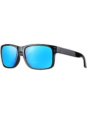 caripe sportliche Kinder Sonnenbrille Retro verspiegelt - relol-kid