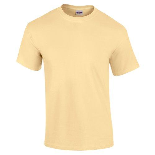 Gildan Ultra Herren T-Shirt (S) (Vegas Gold) S,Vegas Gold -