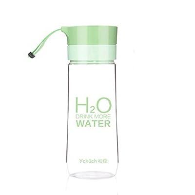V-Blue Tragbare Plastikbecher Trinkflasche Wasserflaschen viele Farben zur Wahl