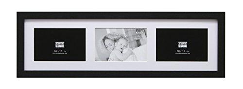 Deknudt Frames S66KC3 Cadre Photo pour 3 Photos Horizontal...