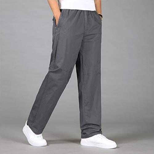 Zoom IMG-2 feibeauty pantaloni slim fit in