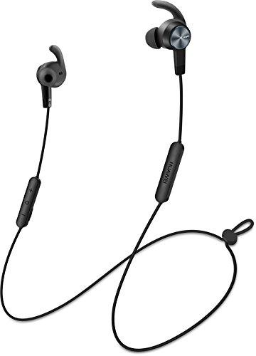 Huawei 02452499 In-Ear Sport Kopfhörer Lite mit Mikrofon AM61 Schwarz - 2
