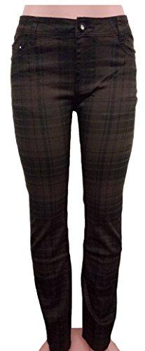 Xpresssion Fashion -  Jeans  - Donna Brown