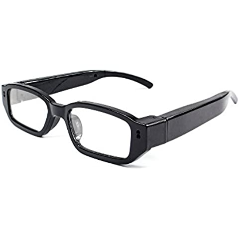 1280x 720p Spy Gafas cámara oculta espía grabar vídeo Recorder Videocámara