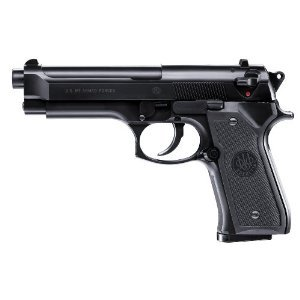 Softair Pistole Beretta M9, Federdruck