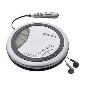 Panasonic SL-SX332  Personal CD Player