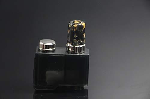 1 STÜCKE Resin Ersatz Tropfspitze Für Verlorene Vape Orion Und Verlorene Vape Orion Q Pod Frei von Tabak und Nikotin (Bundle : 1 PCS, Color : 5) -