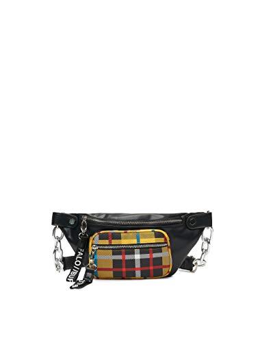 Buffalo Damen Taschen Heather schwarz Einheitsgröße