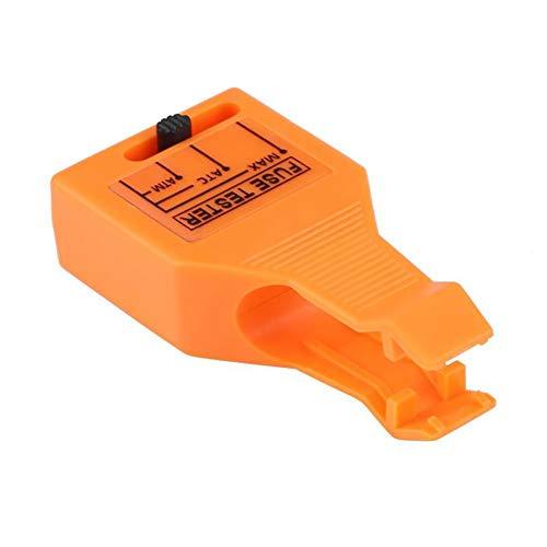 Kampre Fuse Tester - multifunktionaler Kfz-Sicherungstester für Blattsicherungstester Mini DC 24V Kfz Maxi ATO/ATC ATM Blattsicherungstester Checker Puller Removal Tool